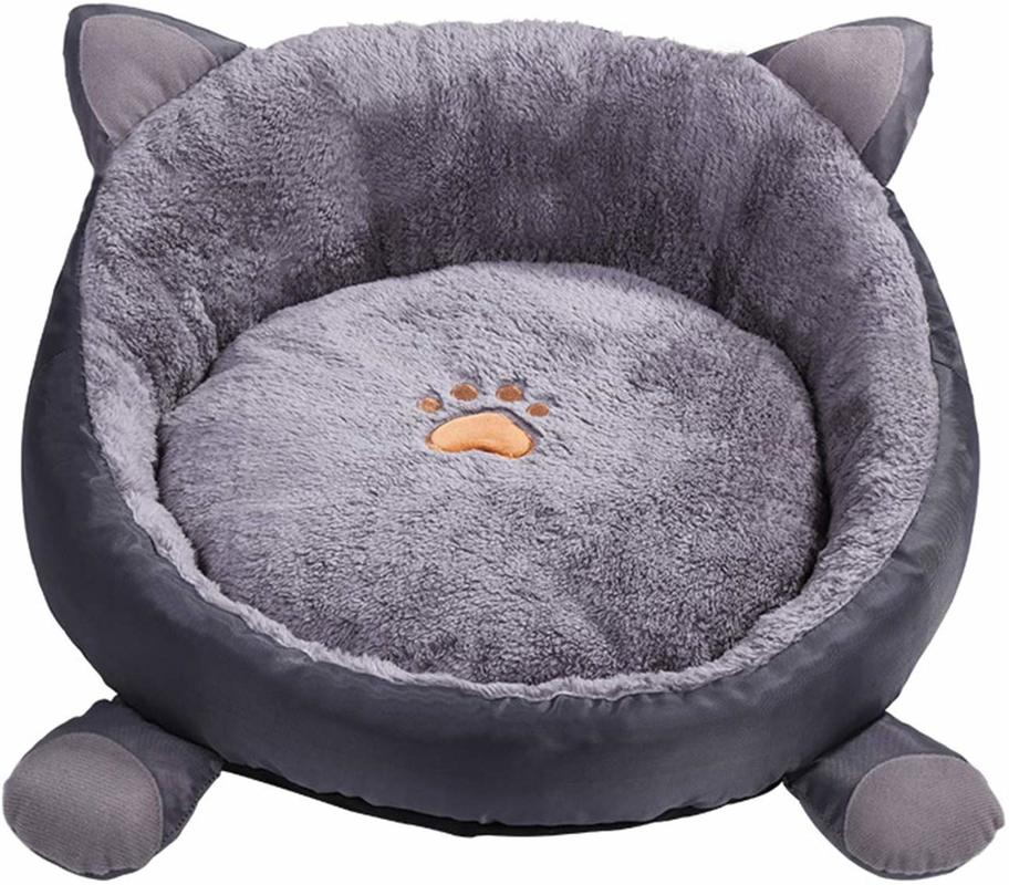Pet supplies <font><b>cat</b></font> litter removable and washable kennel four seasons universal plus velvet dog pad <font><b>cat</b></font> <font><b>bed</b></font> <font><b>house</b></font> image