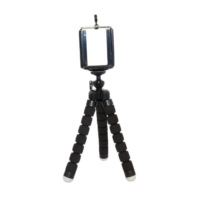 Mini Tripod Flexible Sponge Phone Holder Mobile Phones Cameras Gadgets For Iphone Xiaomi Huawei Phone Stand