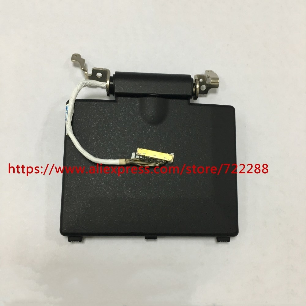 Repair Parts For Nikon D5000 LCD Display Assly With LCD Hinge Flex Cable Unit-in LCD Modules from Electronic Components & Supplies