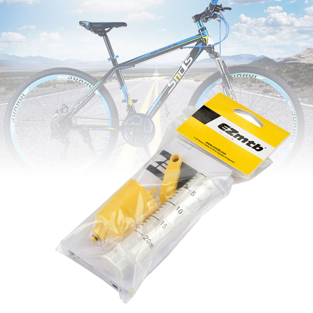 Mountain Bike Road Cycling Oil Brake Injection Tools Bleed Kit Replacement for Shimano/Sram/Magura/Tektro MTB Bike Accessories