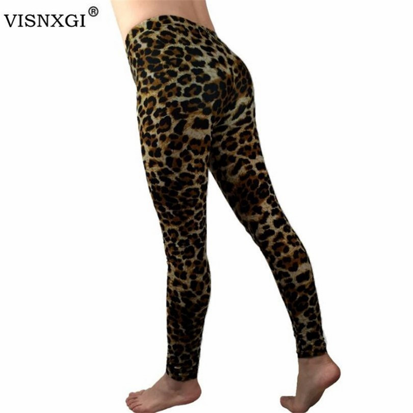 VISNXGI XS-4XL 10 Colors Casual Push Up Leggings Women Summer Workout Polyester Jeggings Breathable Slim Leggings Women Clothes
