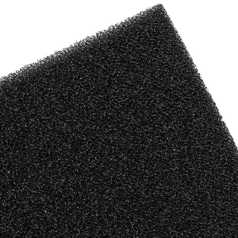 Outdoor Tool Universal Black Filtratie Foam Aquarium Fish Tank Biochemische Filter Spons Pad Lichtgewicht En Zachtheid Ontwerp