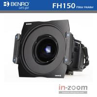Benro FH150 150mm Filter System Holder ND/GND/CPL Professional Filter Holder Support For Camera Lens DHL Free Shipping
