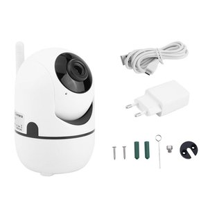 Small Size Wireless Full HD 720P Pan/Tilt IP Security Camera Network CCTV Night Vision WiFi Motion Detection Camera