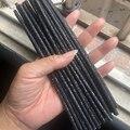 Genuine Seltene spezielle haut seil natürliche perle fisch leder teufel haut schnur, Manta Ray Fisch Haut für Leder Armband