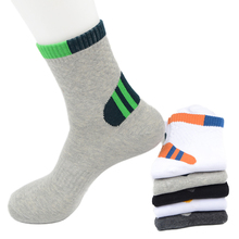 10 pair High quality men sports socks football Comfortable Breathable Mountain T