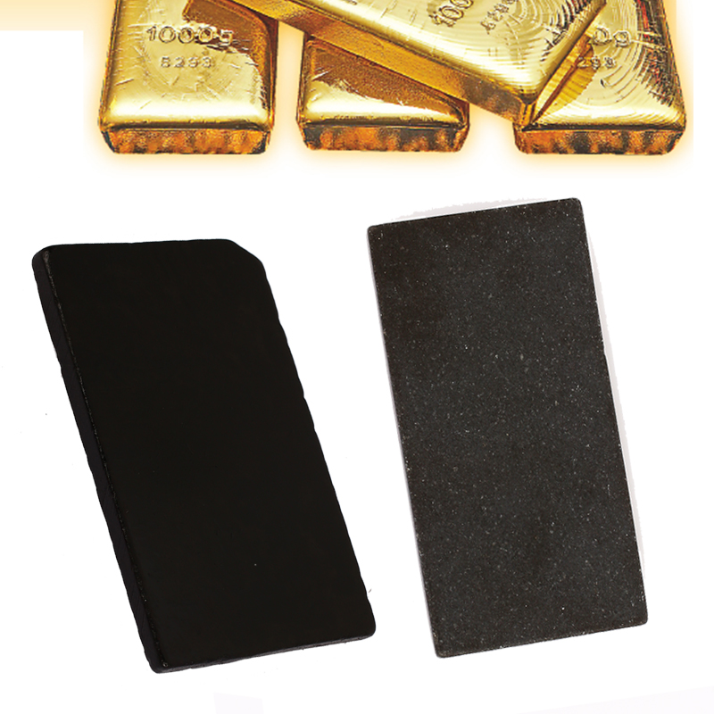 Stone Meteorite Slate Testing Equipment Touchstone Gold Purity Tester Gold Testing Tools Practical Identification