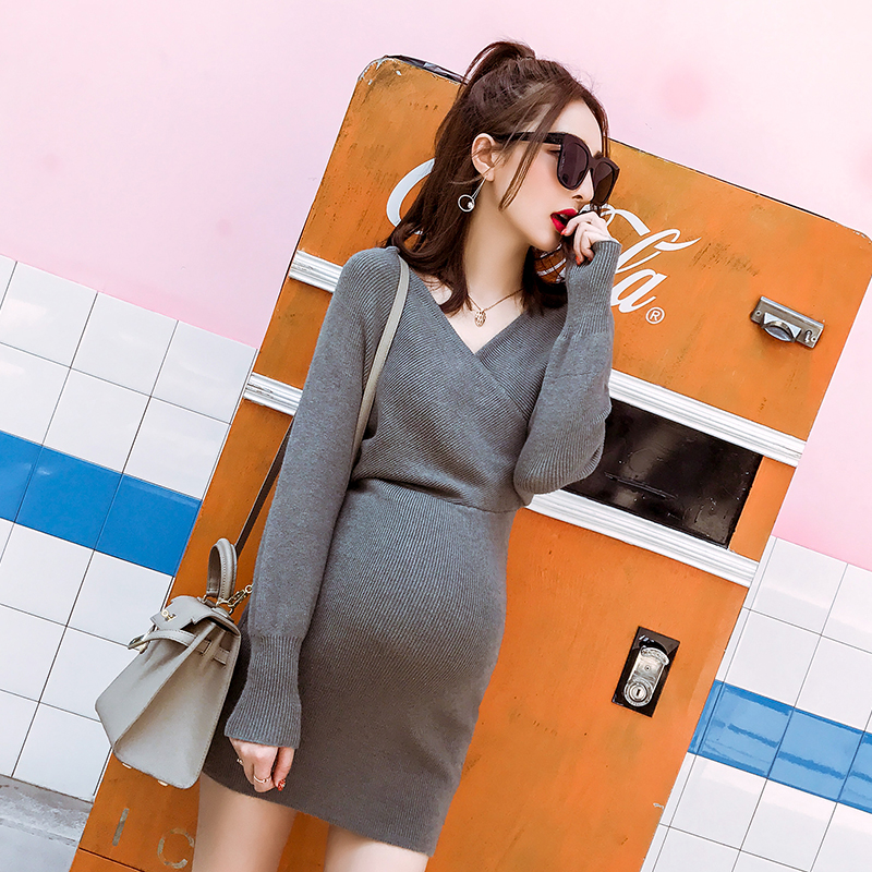 Party Maternity Dresses Breastfeeding Clothes Nursing Dress For Pregnant Women