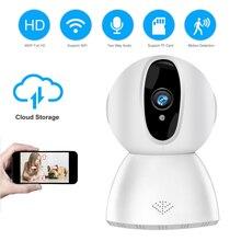 ZILNK caméra de Surveillance réseau IP Wi Fi HD 1080P 720P (YCC365), dispositif de sécurité domestique sans fil, avec Vision nocturne P2P, babyphone vidéo