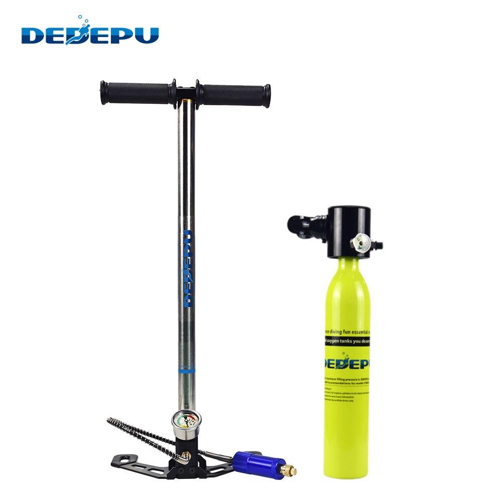 Купить dedepu 05 кислородная бутылка для взрослых оборудование плавания