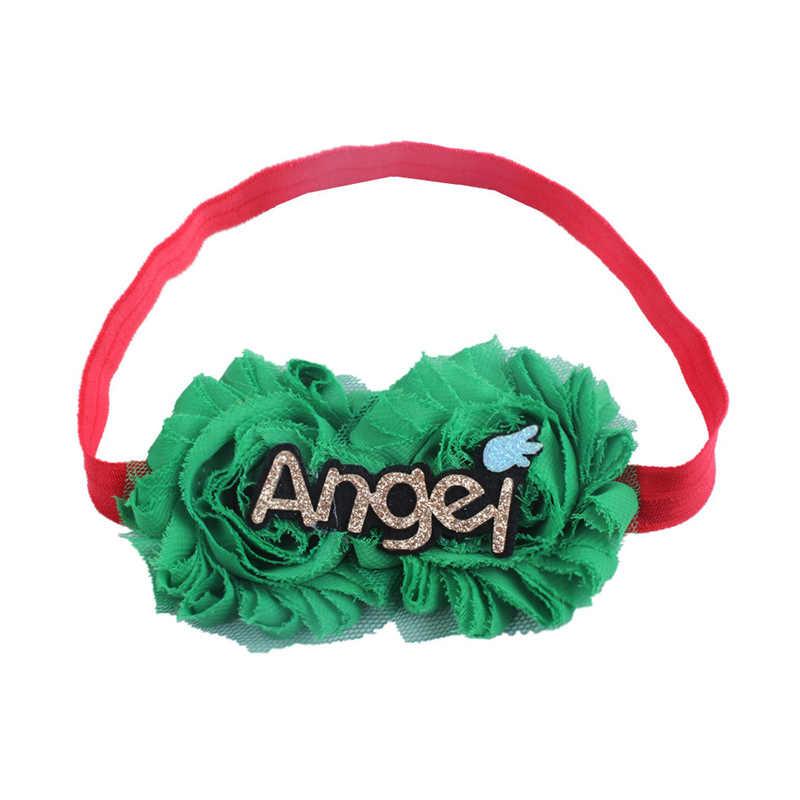 0-3Y Baby Boys Girls Kids diadema elástica Floral estiramiento foto Prop sombreros regalos diademas accesorios c