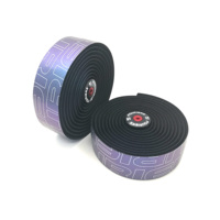 New Fouriers 700C Handlebar Tape, Road Bike Bar Tape, Anti Slip Bicycle Handle Tapes with 2 Bar End Plugs, Colorful