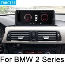 For BMW 2 Series Cabrio 2013~2016 NBT Car Android Radio GPS Multimedia player stereo Navigation Navi Media HD Screen все цены
