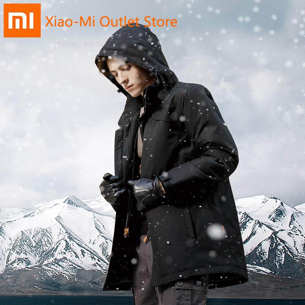 Xiaomi Youpin DMN Aerogel Cold Suit 3mm New Material -40 ℃ Severe Cold -196 ℃ Liquid Nitrogen Spray Silver Nest Thermostat