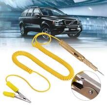 Auto Auto Lkw Spannung Circuit-Tester 6 V/12 V/24 V DC Haken Sonde Test Licht Bleistift auto Tester Tool Kit