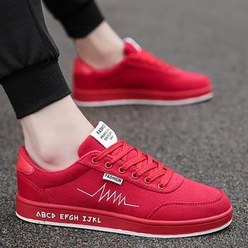 hot men casual shoes fashion Comfortable breathable lace-up flats men's shoes 35-46159