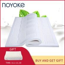 NOYOKE فراش (مرتبة) السرير غرفة نوم الأثاث اللاتكس النوم فراش توبر 5 سنتيمتر سمك حاشية الحصيرة