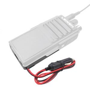 Image 4 - Leixen nota eliminador de bateria para leixen nota 25 w portátil rádio walkie talkie fonte alimentação 12 v carregador de carro