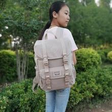 2020 New Junior School Bags For Teenage Girls Waterproof Nyl