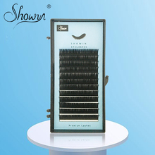 цена Lash Extension Mix Mink Eyelashes Extension Individual False Professional Mink Eyelashes Extensions Artificial Fake All Size онлайн в 2017 году