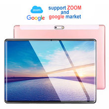 Tablets New 10.1 inch Tablet Android 8.0 Octa Core 3G/4G Phone Call 2+32GB ROM Bluetooth 4.0 Wi-FI 2.5D Steel Screen Tablet PC