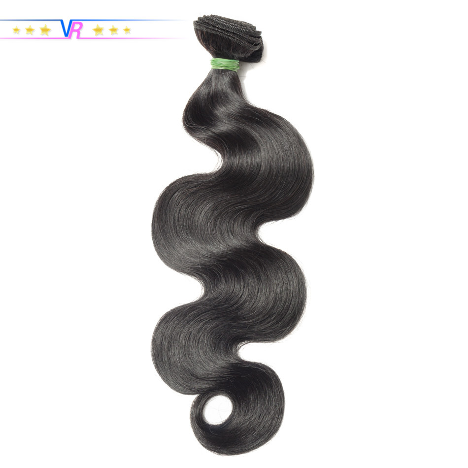 Star Quality Brazilian Virgin Remy Human Hair Extension 1B Color Bundles Can Buy 1/2/3 bundle 8-30inch