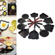 Блинница блинница сковорода для яиц Takoyaki сковорода мода мини для завтрака плита фритюрница инструменты омлет