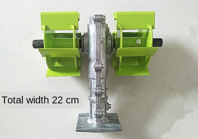 Gasoline Two-stroke Four-stroke Honda High-power Multi-function Backpack Mower Mow Weeding Mowing Wheel