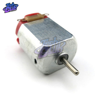 MOTOR 130 3V-6V 0.35-0.4A 8000RPM Mini DC motor Micro DC Motor for DIY Toys Hobbies Smart Car image