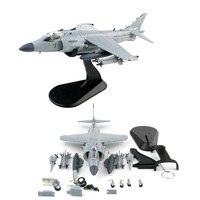 fine 1/72 Royal Navy Harrier Jet Ha4105 alloy aircraft model Collection model