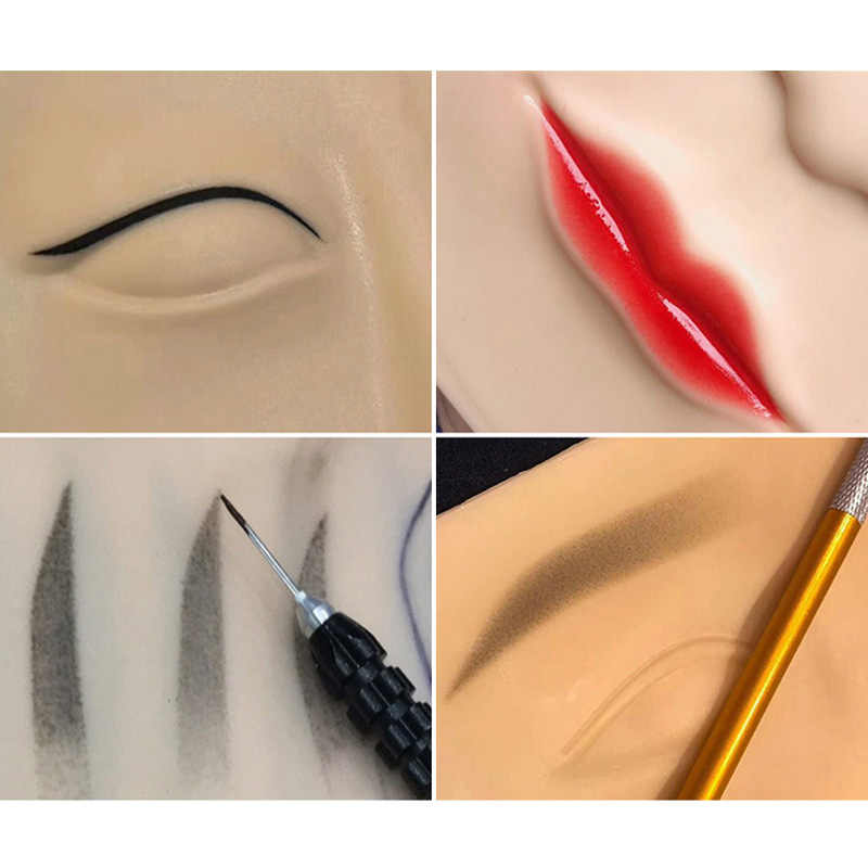 Beste Semi Permanent Make-Up Augenbraue Tinte Lippen Auge Linie Tattoo Farbe Microblading Pigment QQ99