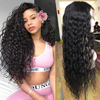 Lace Frontal Human Hair Wigs Brazilian Water Wave Wig Pre Plucked Natural Hairline 150% Beaudiva Remy 13*4 Human Hair Wigs lace frontal human hair wigs brazilian water wave wig pre plucked natural hairline 150