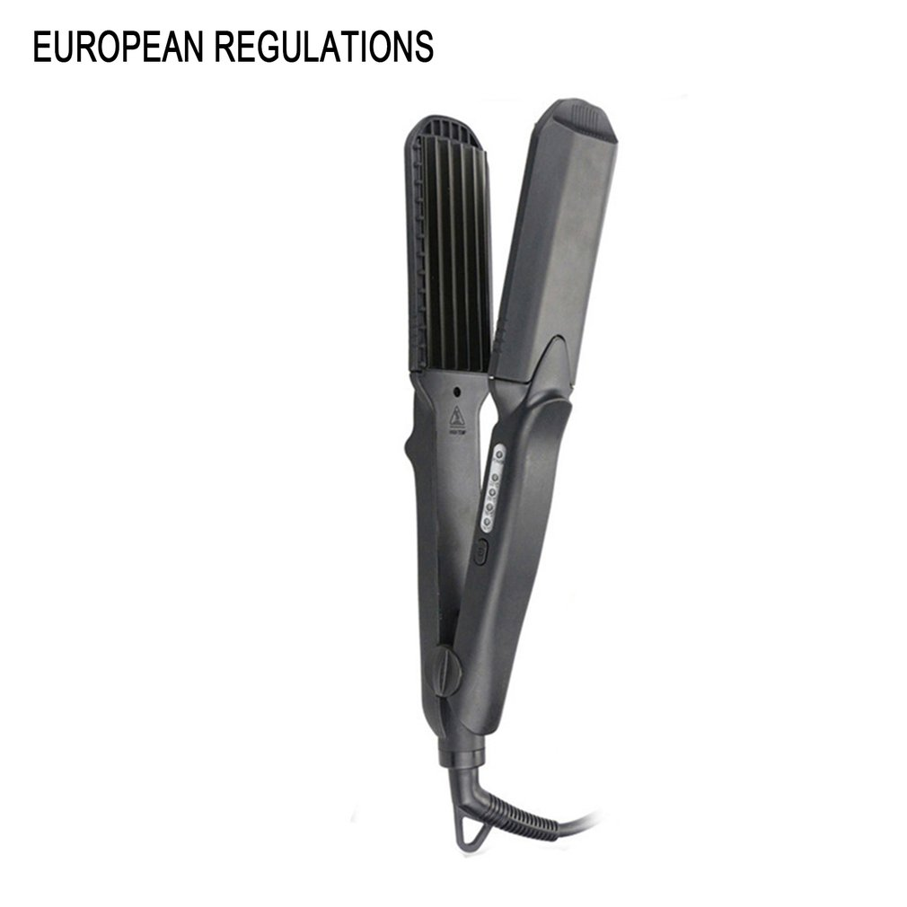 Portable Corn Hair Straightener Splint Four-In-One Plate Straightening Plate Multifunctional Ceramic Perm