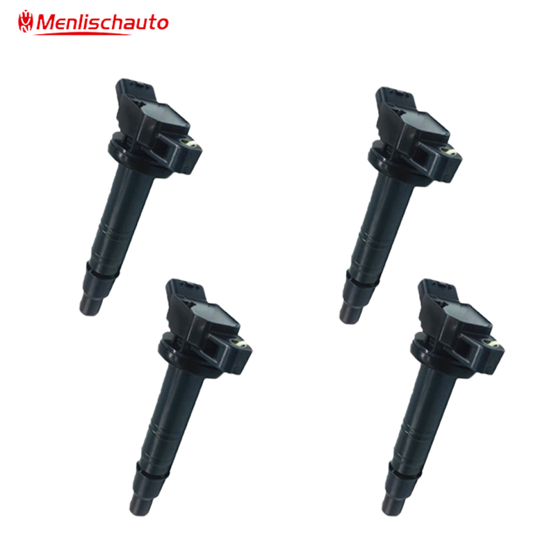 4PCS 90919-02248 Ignition Coil For 4Runner Tundra Tacoma FJ Cruiser FOR Lex-us IS F <font><b>9091902248</b></font> 90919 02248 image