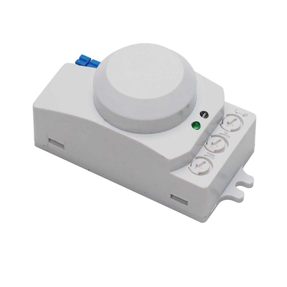 AC 220V-240V 5.8GHz 360° Microwave Movement Motion Detector Sensor Switch For Light Hottest Micro Wave Module