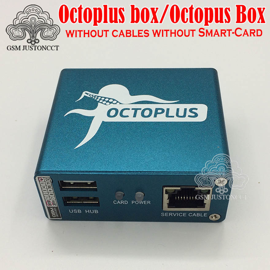 2019 Original New Octopus Box/ Octoplus Box Without Smart Card,without Cables