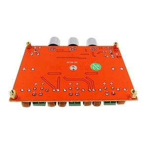 Image 5 - Placa amplificadora de áudio digital, 80 w * 2 + 100 w 2.1 channel digital subwoofer tpa3116d2 com ne5532 DC12 24V stereo amp amp amp