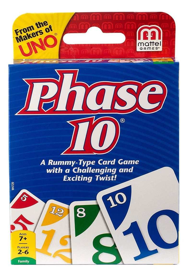Poker-Board Cards Games Puzzle UNO Classic Leisure Party Family Multiplayer Mattel Tin-Box