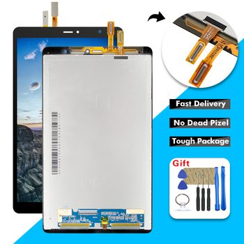 """8.0"""" LCD For Samsung Galaxy Tab A 8.0 2019 SM-P200 SM-P205 P200 P205 LCD Display Touch Screen Digitizer Glass Panel Assembly"""