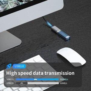 Image 3 - Dây Cáp USB 3.0 Nối Dài Cáp Mở Rộng Cho Bàn Phím TV PS4 Xbo Một SSD USB3.0 2.0 Mở Rộng Dữ Liệu Dây Mini USB cáp Nối Dài