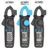 BSIDE True RMS Clamp Meter 1mA Plier Ammeter Professional Car repair Digital Multimeter DC AC Current Volt Temp Capacitor Tester 4