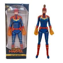 Капитан Марвел Дисней Мстители супергерой фанаты идеальный сюрприз
