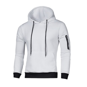 SHUJIN 2019 Sweater Mens Solid Pullovers