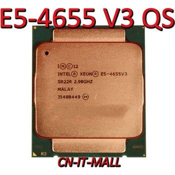 Intel Xeon E5-4655 V3 QS CPU 2.9GHz 30M 6 Core 12 Threads LGA2011-3 Processor