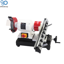 Household Small Desktop Woodworking Planer Electric Knife Drill Round Tube Milling Machine Multi-function Grinder JBG-1520