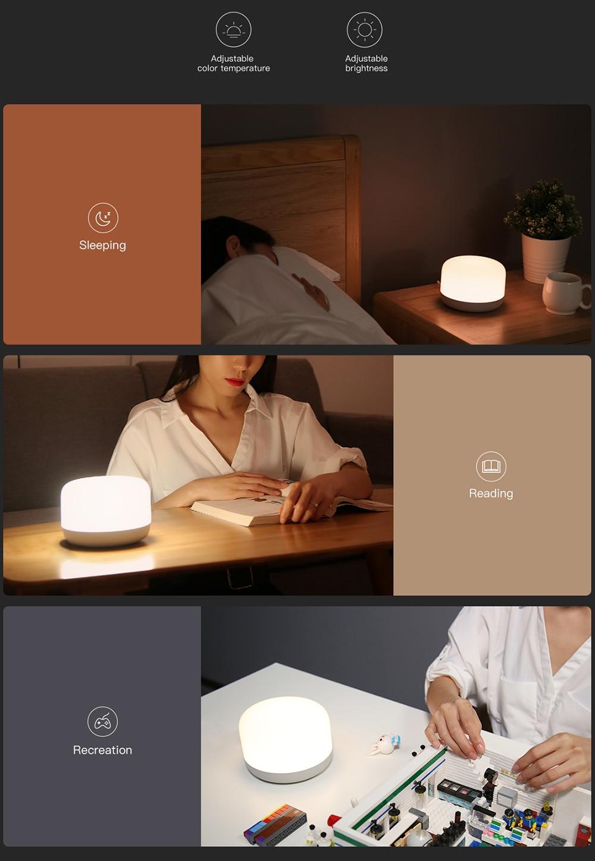 Xiaomi Yeelight Bedside Lamp D2-6