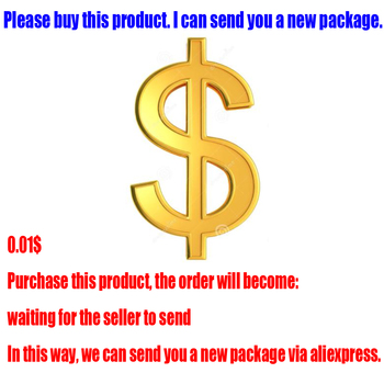 0.01$Please buy this product. I can send you a new package. image