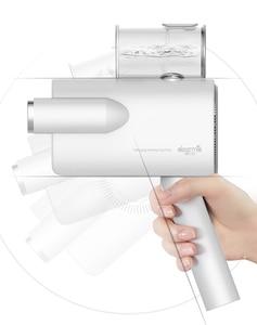 Image 3 - Deerma DEM HS006 Foldable Handheld Garment Steamer Steam Iron Household Portable Small Clothes Wrinkle Sterilization
