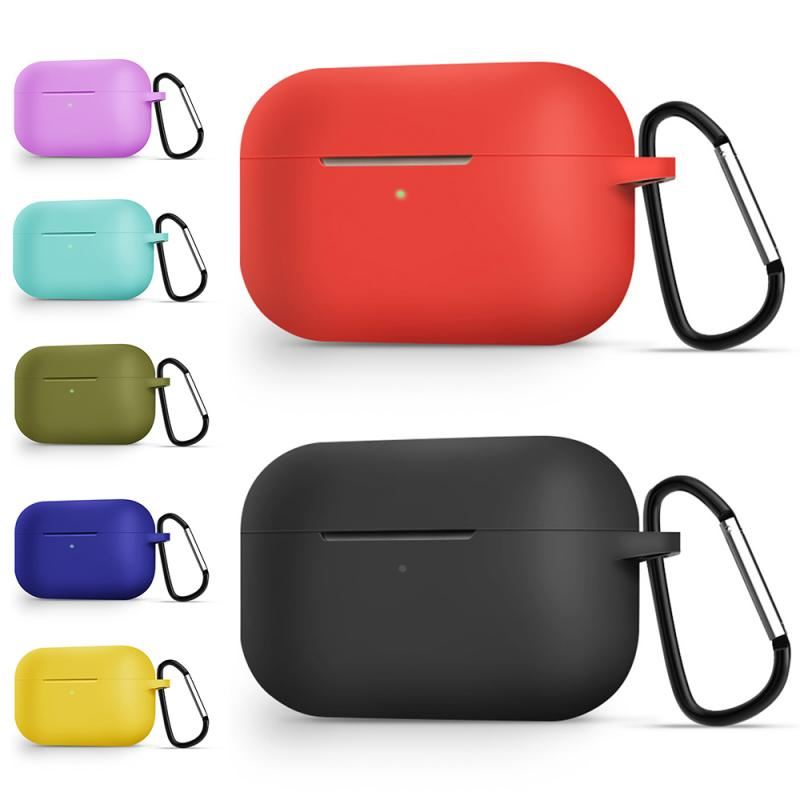 For Apple Airpods Pro Charger Case Silicone Protective Cover Skin For Airpods 3