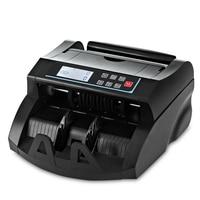 Счетчик денег UV/MG детектор счета наличные Счетная машина счетчик банкнот одного номинала полу-значение счетчик